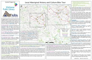 Local Aboriginal History and Culture Bike Tour